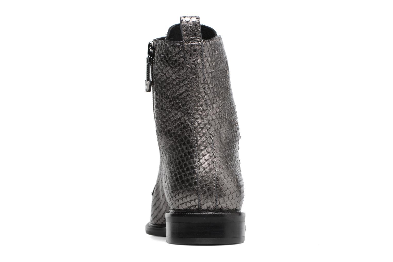 Bottines et boots What For Bree Nappa Noir vue droite