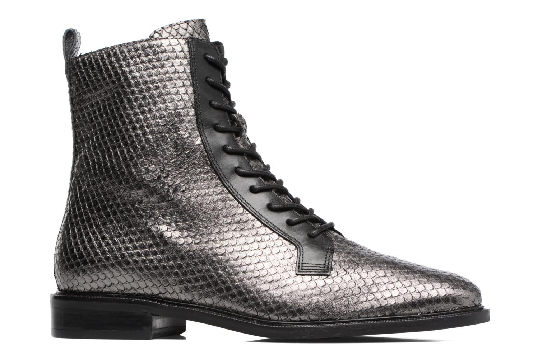Bottines et boots What For Bree Nappa Argent vue derrière