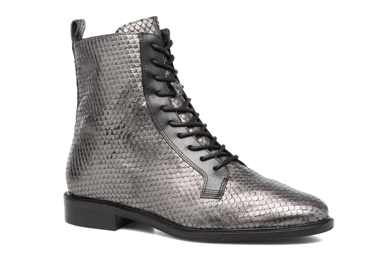 Bottines et boots What For Bree Nappa Noir vue détail/paire