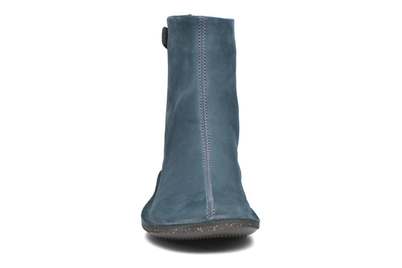 Bottines et boots Camper Betle K400010 Bleu vue portées chaussures