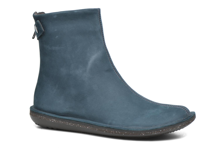 Bottines et boots Camper Betle K400010 Bleu vue détail/paire