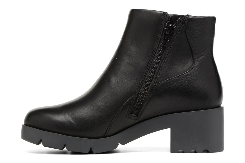 Bottines et boots Camper Wanda K400228 Noir vue face