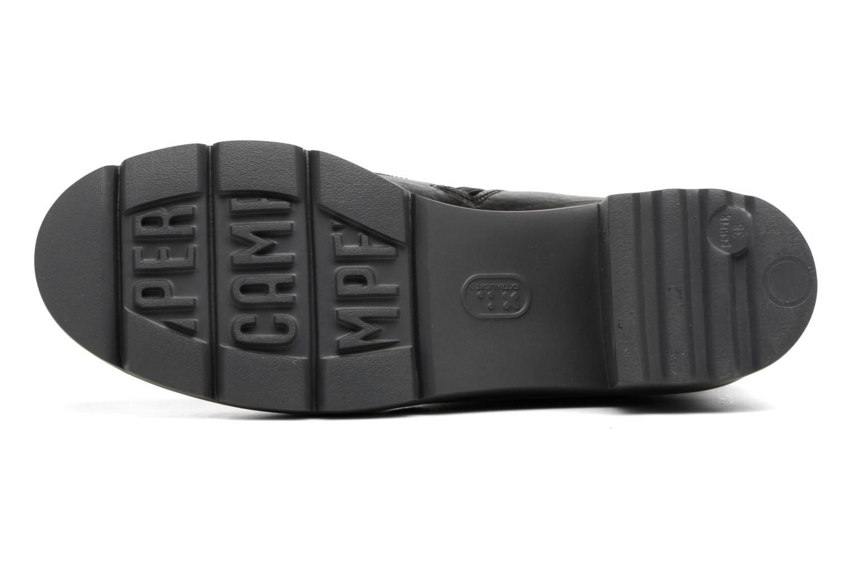 Bottines et boots Camper Wanda K400228 Noir vue haut