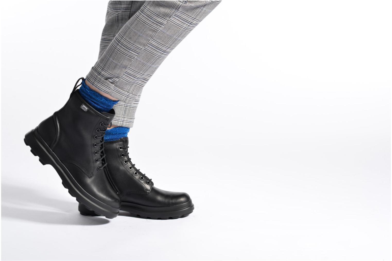 Bottines et boots Camper Turtle K400238 Noir vue bas / vue portée sac