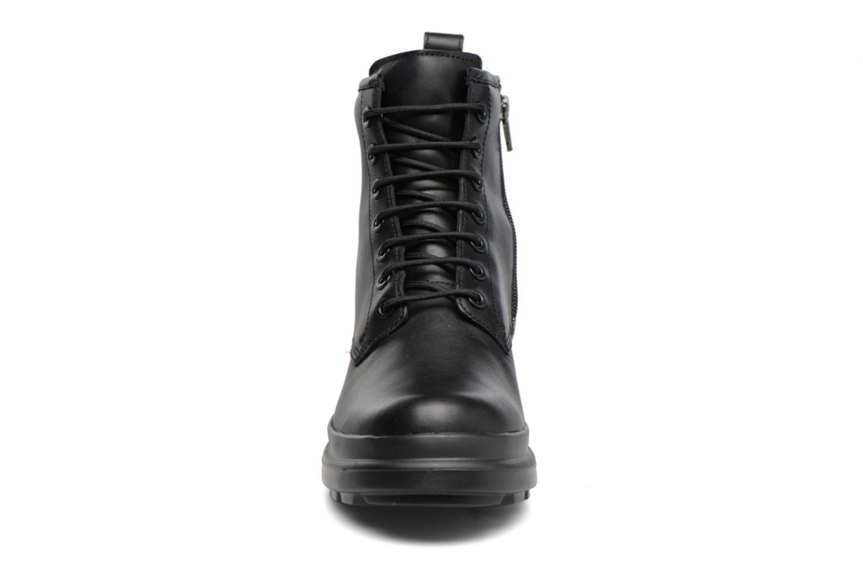 Bottines et boots Camper Turtle K400238 Noir vue portées chaussures
