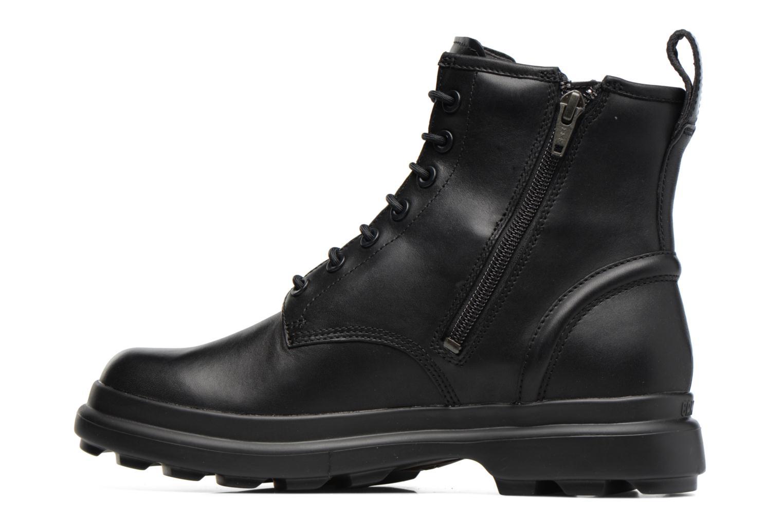 Bottines et boots Camper Turtle K400238 Noir vue face