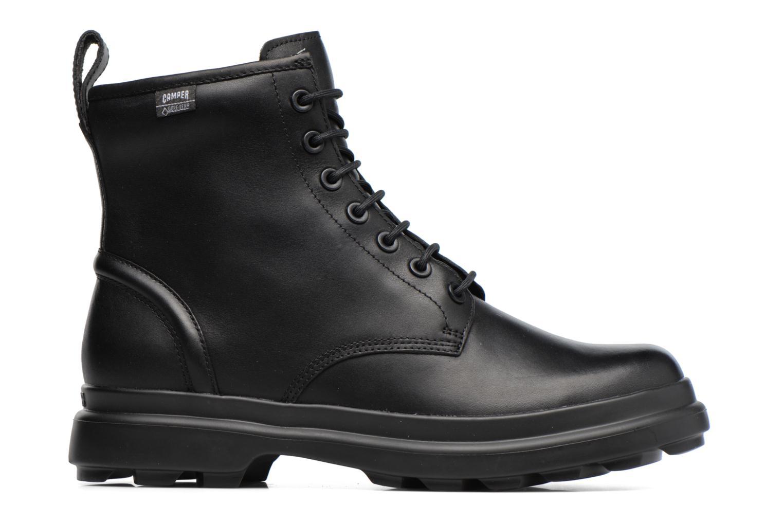 Bottines et boots Camper Turtle K400238 Noir vue derrière