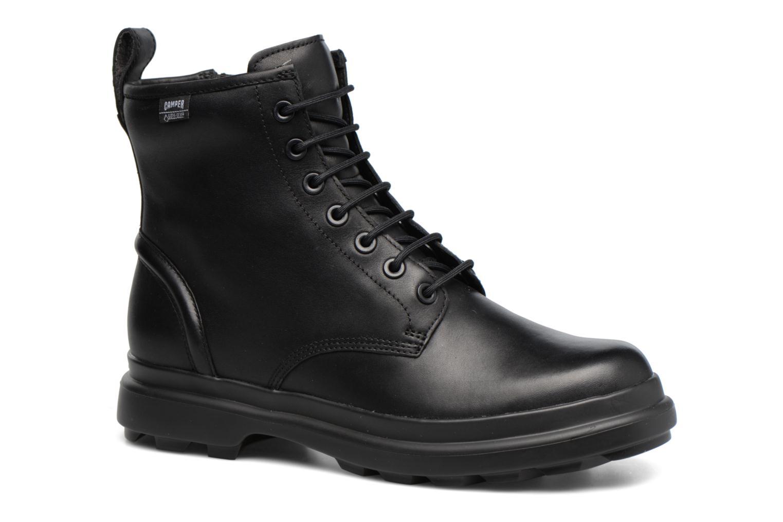 Bottines et boots Camper Turtle K400238 Noir vue détail/paire
