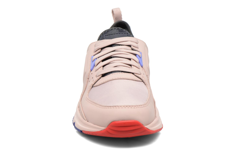 Baskets Camper Drift K200500 Rose vue portées chaussures