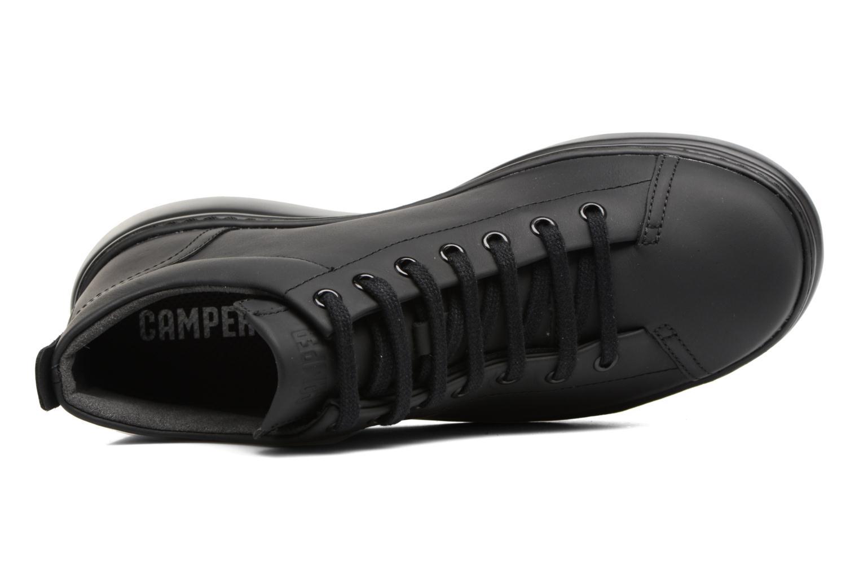 Baskets Camper Runner K400274 Noir vue gauche