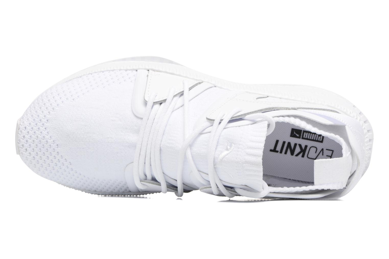 Baskets Puma Tsugi Blaze Evoknit Blanc vue gauche