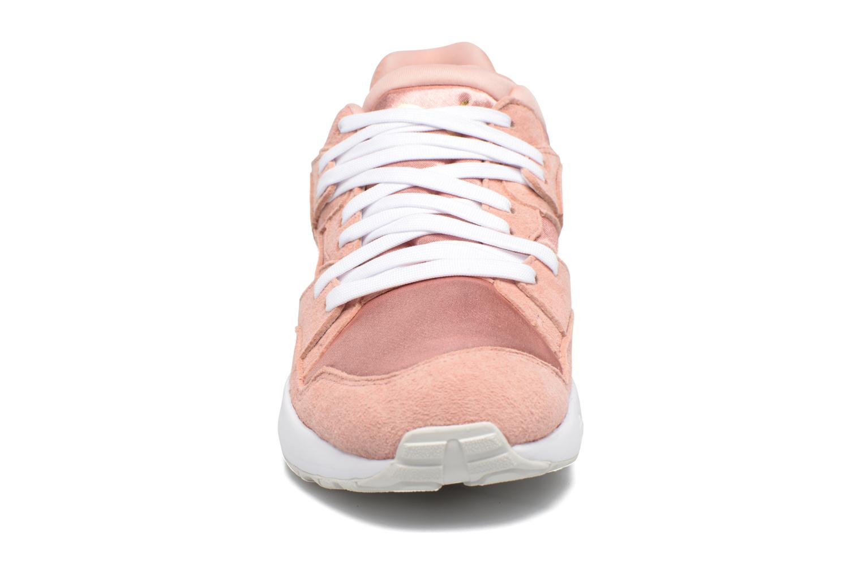 Baskets Puma Wns Blaze Tech Rose vue portées chaussures