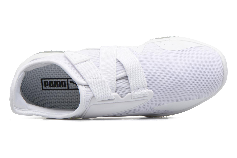 Sneakers Puma Mostro Mesh W Bianco immagine sinistra