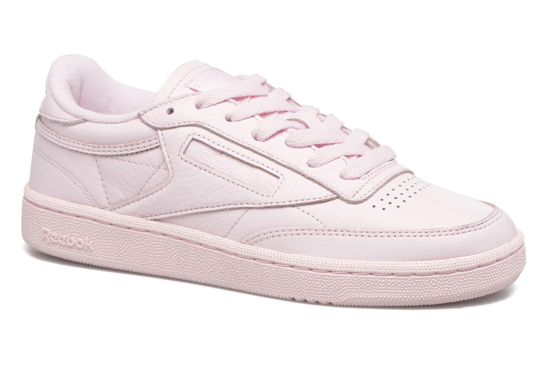 Reebok Club C 85 Elm, Sneakers Basses Homme, Rose (Porcelain Pink) 39 EU