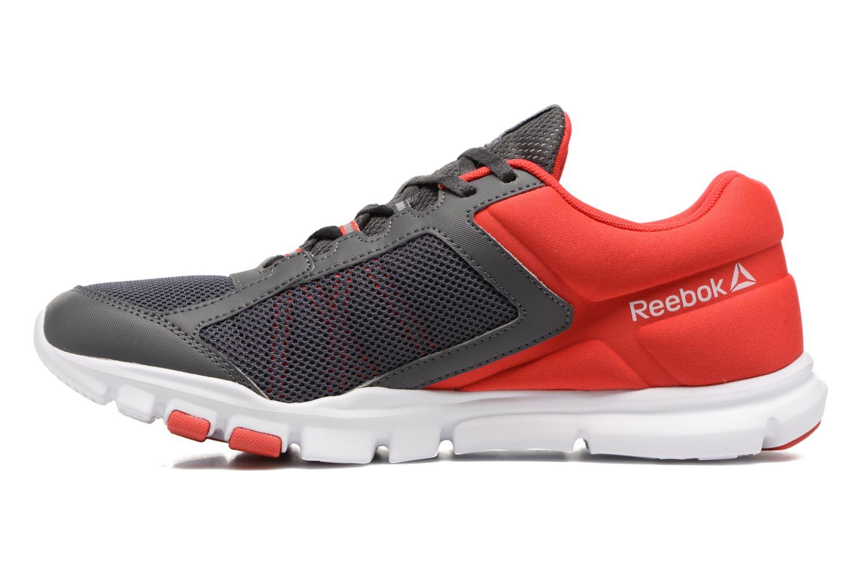 Chaussures de sport Reebok Yourflex Train 9.0 Rouge vue face