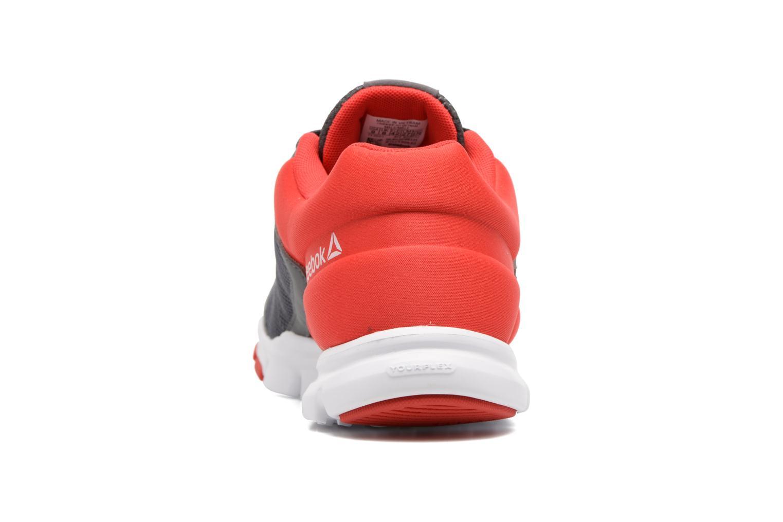 Chaussures de sport Reebok Yourflex Train 9.0 Rouge vue droite