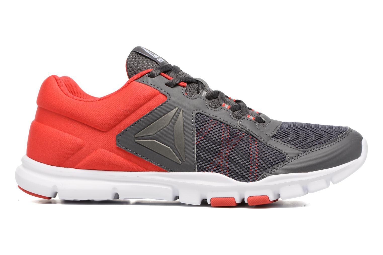 Chaussures de sport Reebok Yourflex Train 9.0 Rouge vue derrière