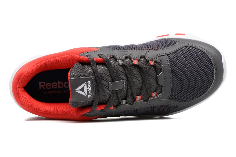 Chaussures de sport Reebok Yourflex Train 9.0 Rouge vue gauche