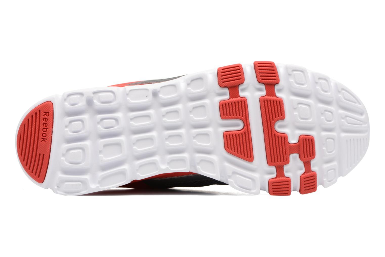 Chaussures de sport Reebok Yourflex Train 9.0 Rouge vue haut