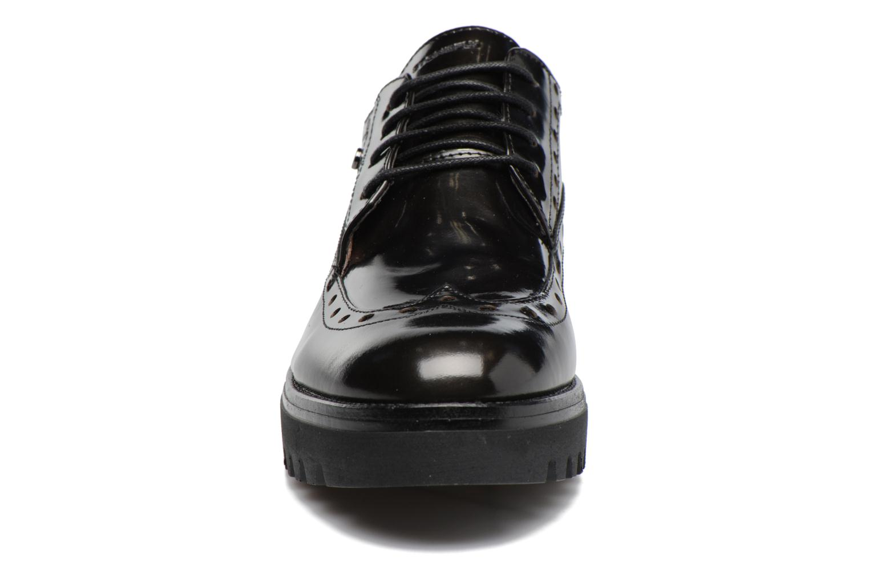 Zapatos con cordones Stonefly Perry 2 Negro vista del modelo