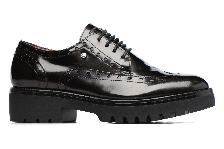 Zapatos con cordones Stonefly Perry 2 Negro vistra trasera