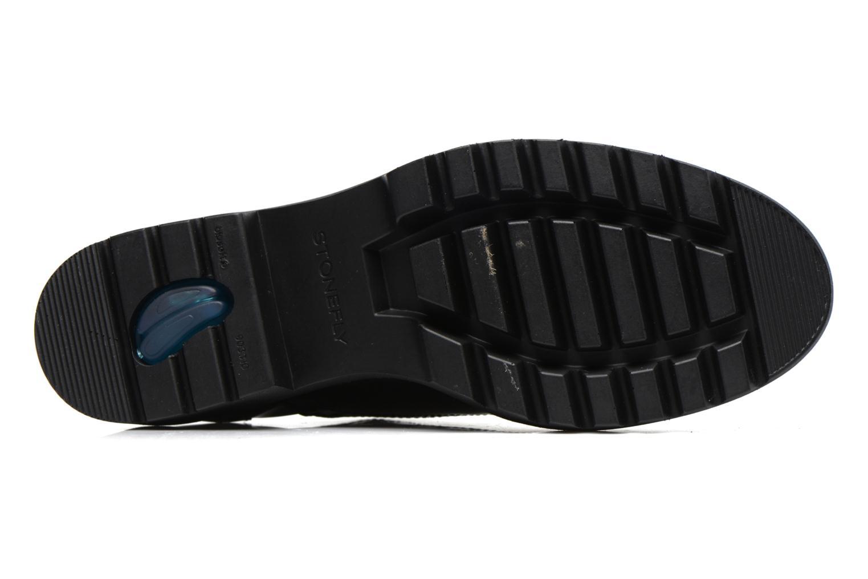 Zapatos con cordones Stonefly Perry 2 Negro vista de arriba