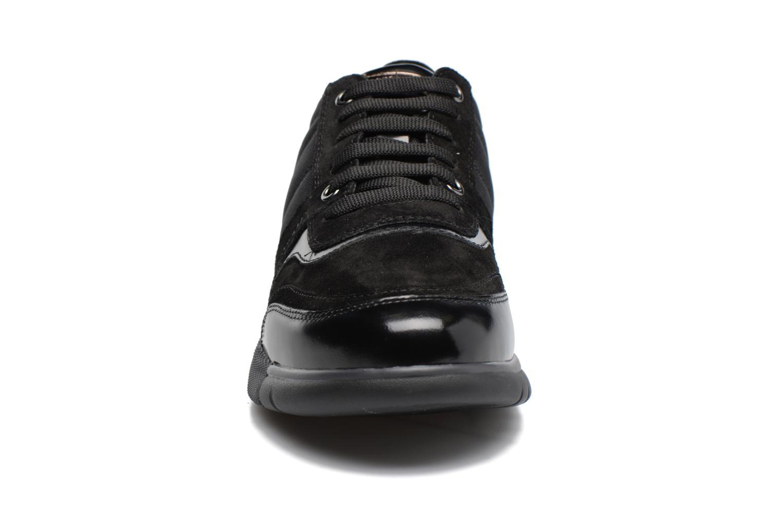 Baskets Stonefly Neptune 3 Noir vue portées chaussures