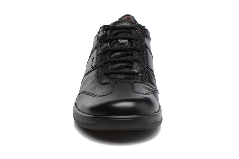Baskets Stonefly Season III 24 Noir vue portées chaussures