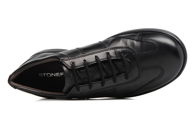 Sneakers Stonefly Season III 24 Zwart links