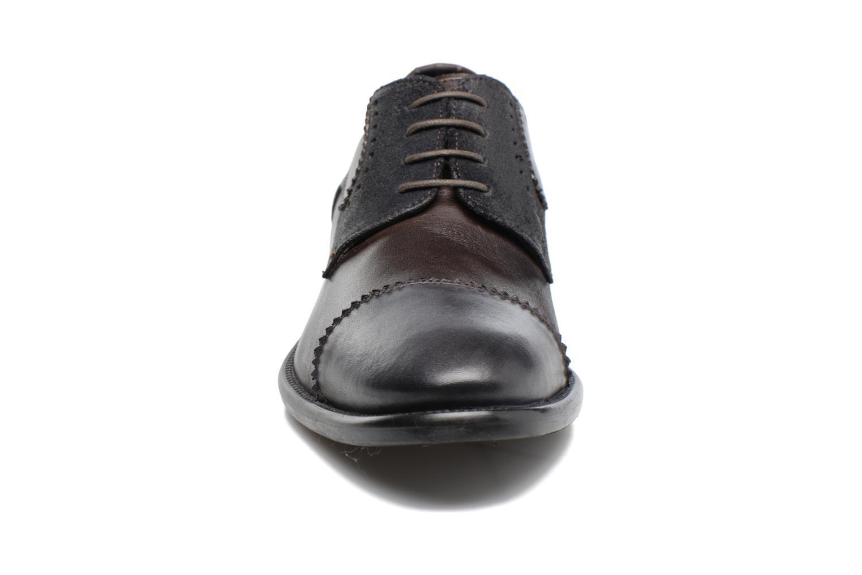 Chaussures à lacets Marvin&Co Daverton Marron vue portées chaussures