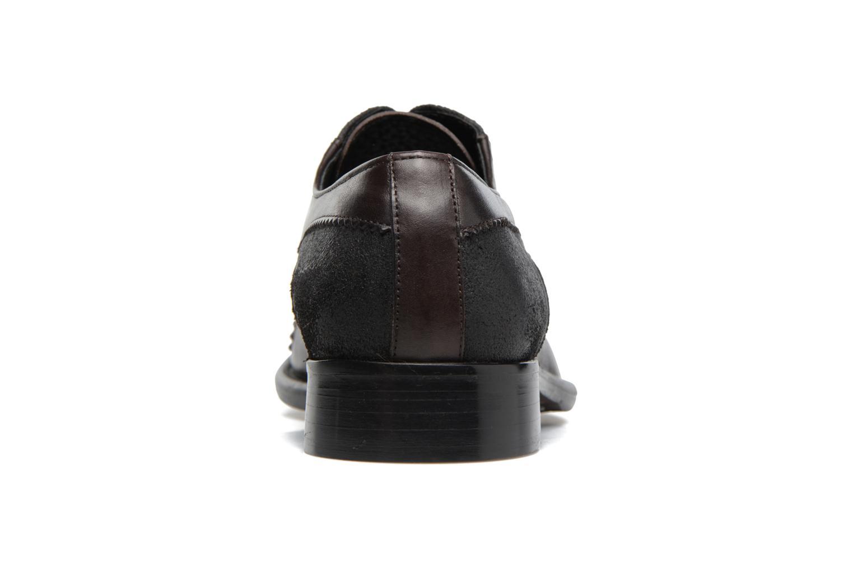 Chaussures à lacets Marvin&Co Daverton Marron vue droite