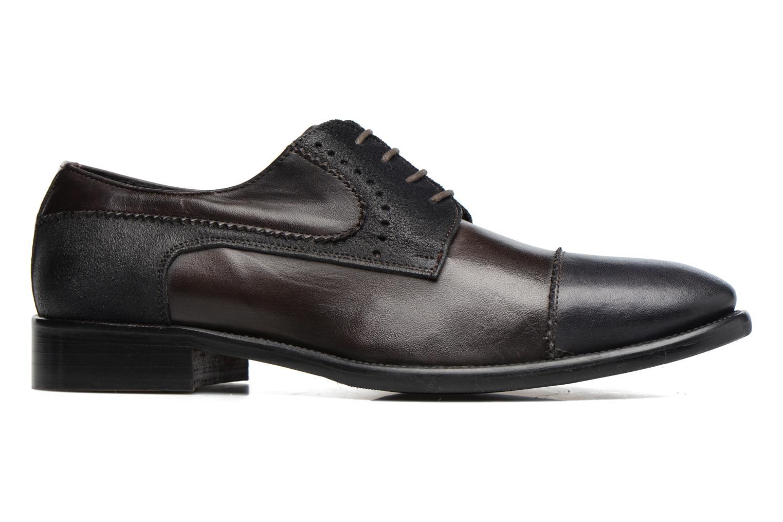 Chaussures à lacets Marvin&Co Daverton Marron vue derrière