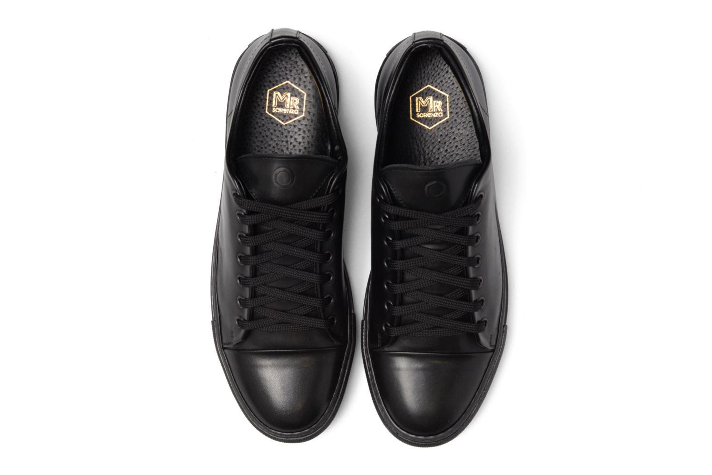 Baskets Mr SARENZA Doubia Noir vue portées chaussures