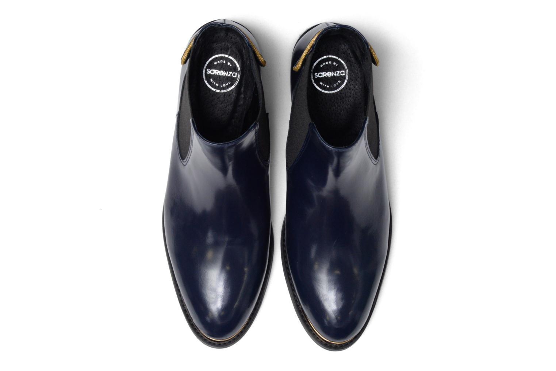 Bottines et boots Made by SARENZA Carioca Crew Boots #3 Bleu vue portées chaussures