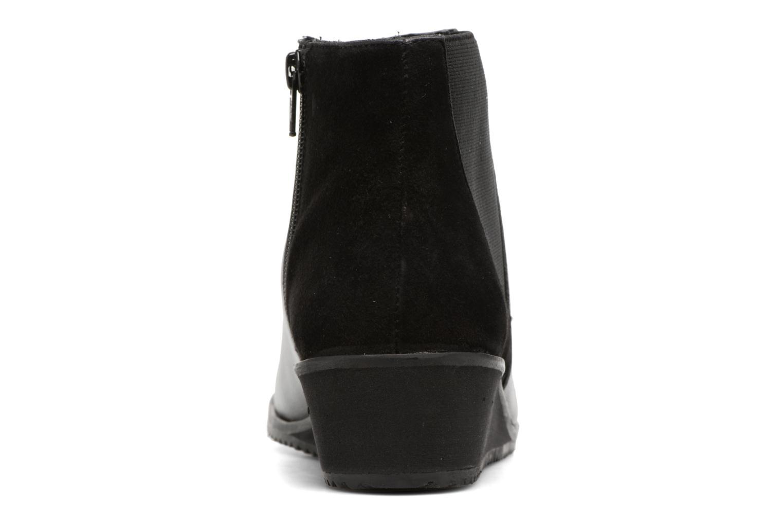 Bottines et boots Hush Puppies Colara Noir vue droite