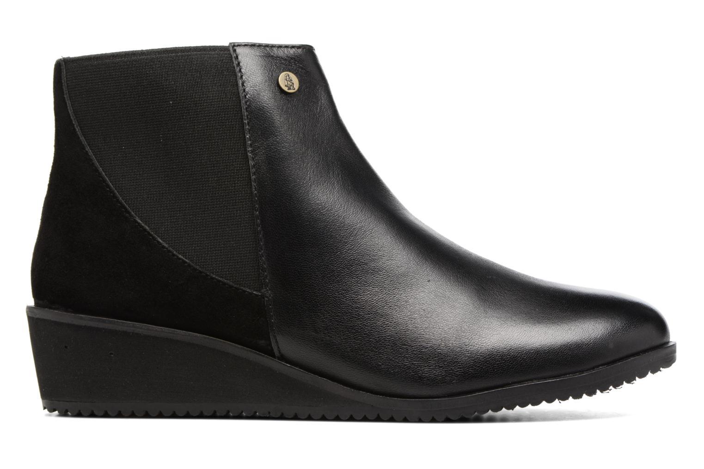Bottines et boots Hush Puppies Colara Noir vue derrière