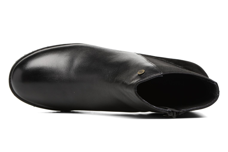 Bottines et boots Hush Puppies Colara Noir vue gauche