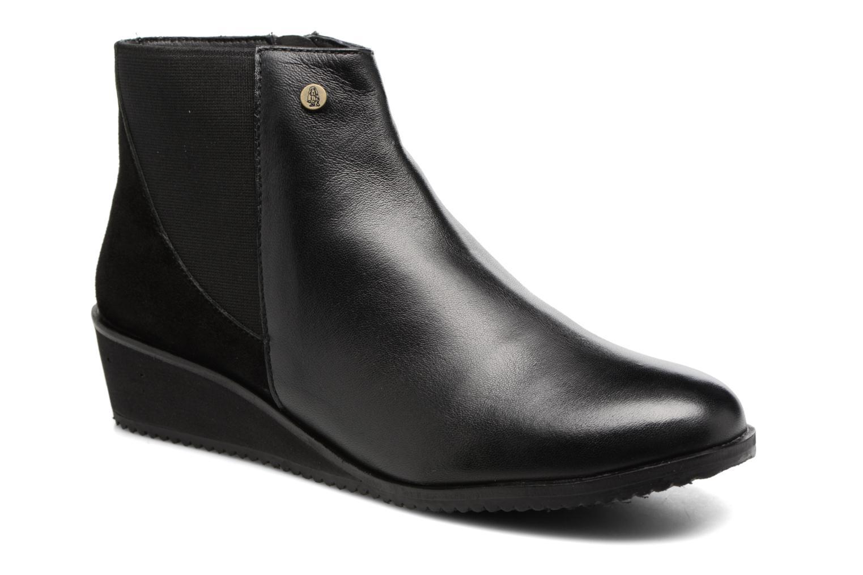 Bottines et boots Hush Puppies Colara Noir vue détail/paire
