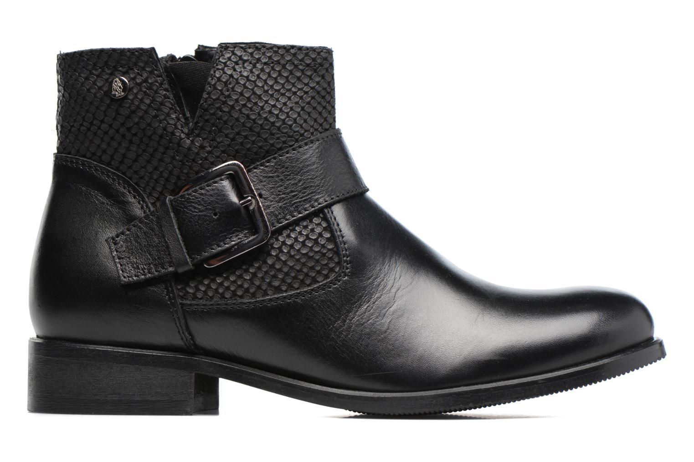 Bottines et boots Hush Puppies Doran Noir vue derrière