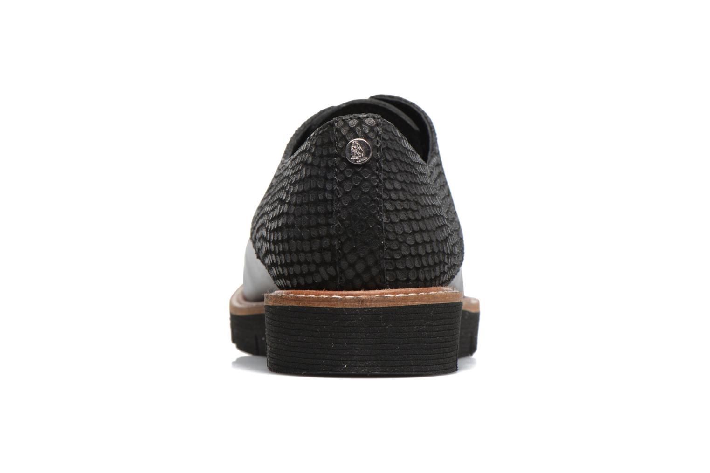 Chaussures à lacets Hush Puppies Saule Noir vue droite