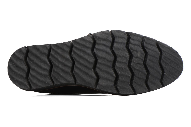 Chaussures à lacets Hush Puppies Saule Noir vue haut