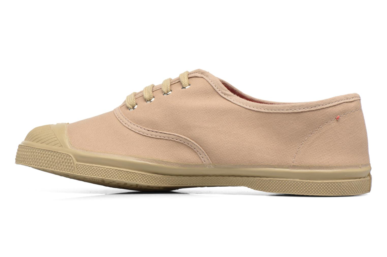 Trainers Bensimon Tennis Surplus F Beige front view