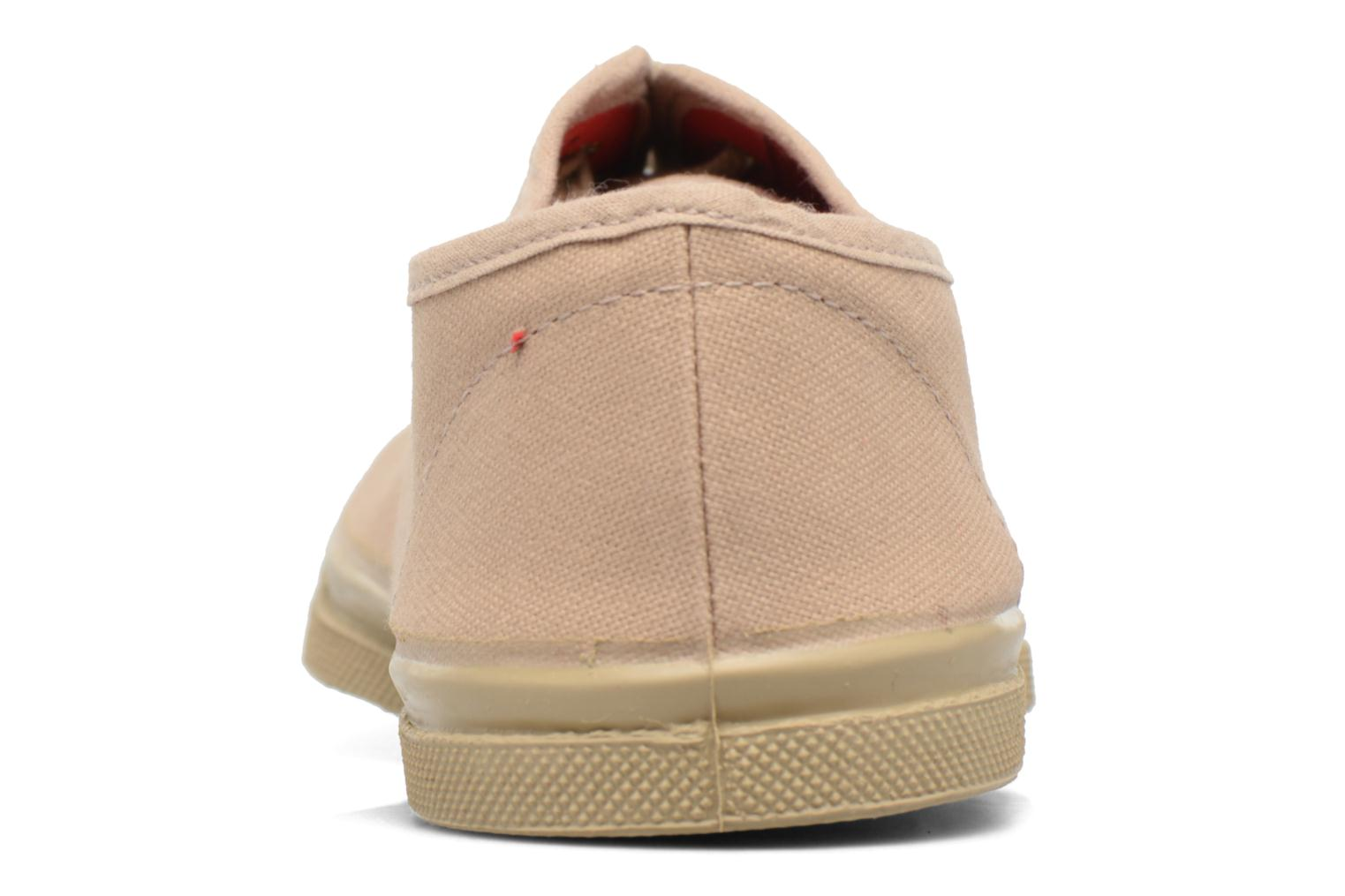 Trainers Bensimon Tennis Surplus F Beige view from the right