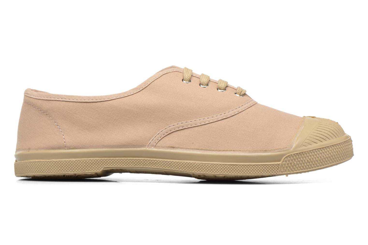 Trainers Bensimon Tennis Surplus F Beige back view