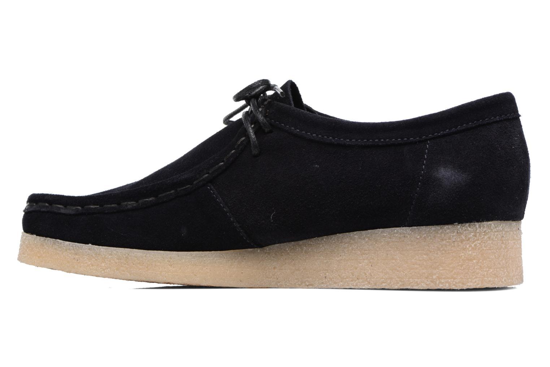 Chaussures à lacets Bensimon Derbys Casual Noir vue face