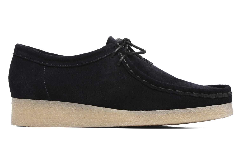 Chaussures à lacets Bensimon Derbys Casual Noir vue derrière