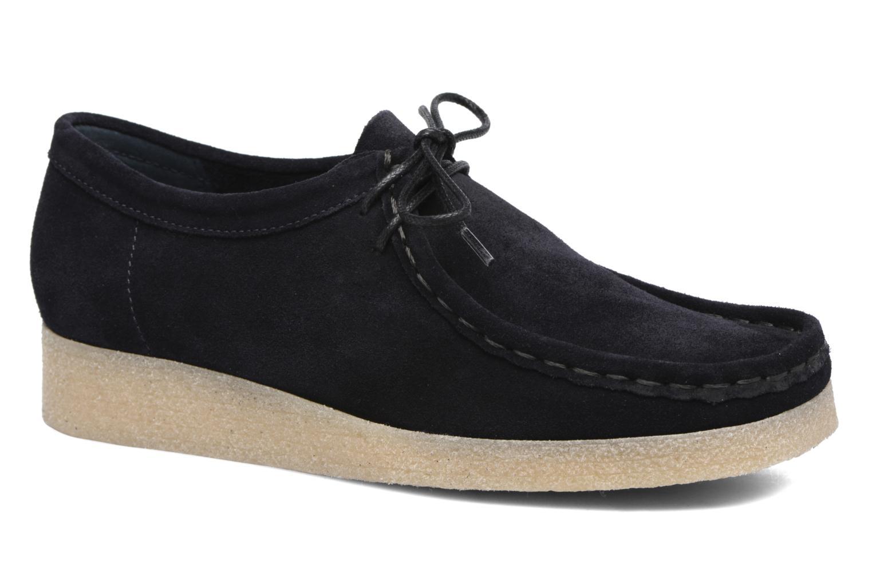 Chaussures à lacets Bensimon Derbys Casual Noir vue détail/paire