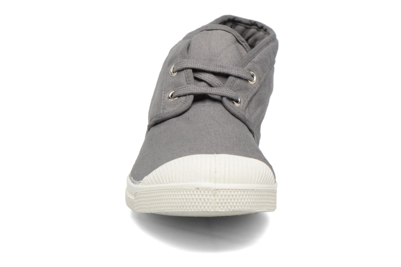 Baskets Bensimon Newnils H Gris vue portées chaussures