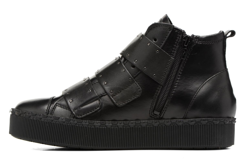 Bottines et boots Tamaris Jenna Noir vue face