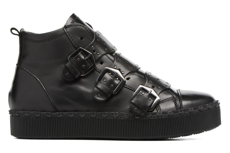 Bottines et boots Tamaris Jenna Noir vue derrière